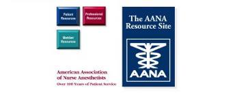 AANA first website