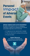 Adverse Events Resource Card