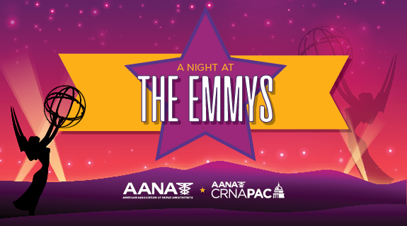 CRNA-PAC Event - A Night at the Emmys
